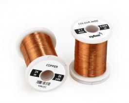 Wire 0,1mm - Copper