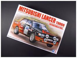 Mitsubishi Lancer Turbo '84 RAC Rally Ver.