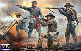 Do or die!18th Infantry Regiment of North Carolina