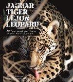 Jaguar, tiger, lejon, leopard