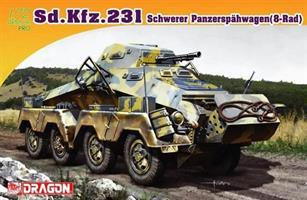 Sd.Kfz. 231 Schwerer Panzerspähwagen (8-Rad)