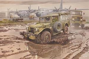 M-42 US3/4 ton 4x4 Command truck