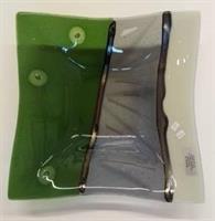 Tove Løvli - Grønn og grå skål