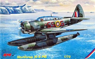 Northrop N-3 PB
