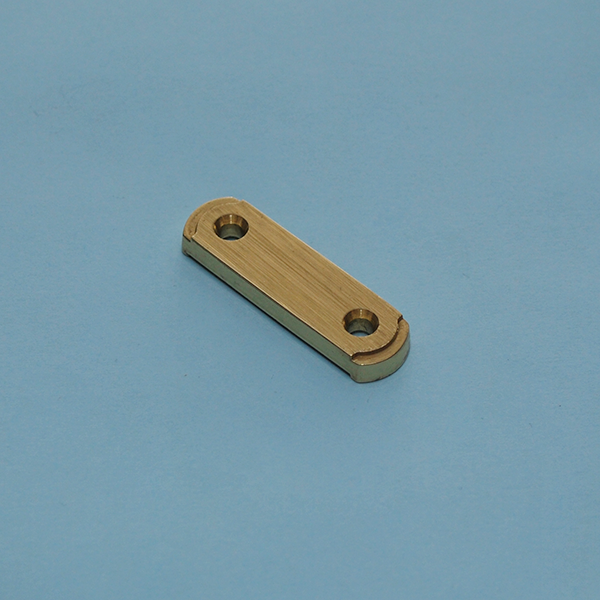 Distansbricka mässing, 5mm