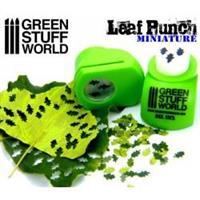 Miniature Leaf Punch LIGHT GREEN