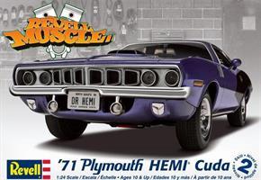 '71 HEMI® 'Cuda Hardtop