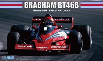 Brabham BT46B Swedish GP 1978 #1 Niki Lauda