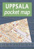 Uppsala pocket map