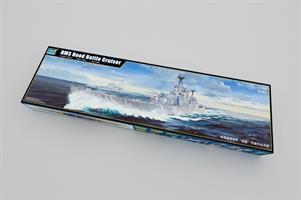 HMS Hood Battle Cruiser