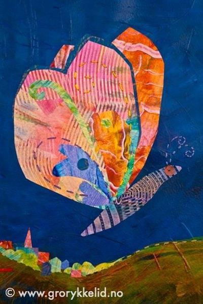 2 hearts - flying high together, orginal