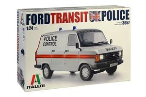 FORD TRANSIT UK POLICE