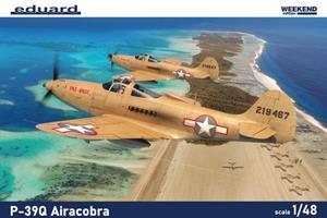 P-39 Q Aircobra, Weekend Edition