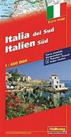 Italien s:a Euro map
