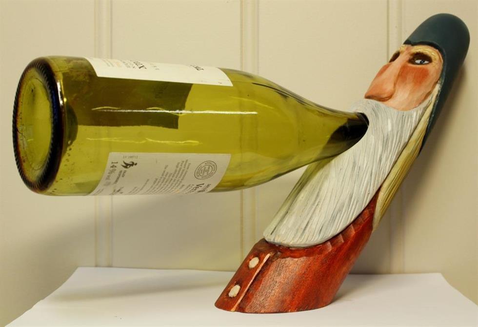 Vinflaskeholderen Viking