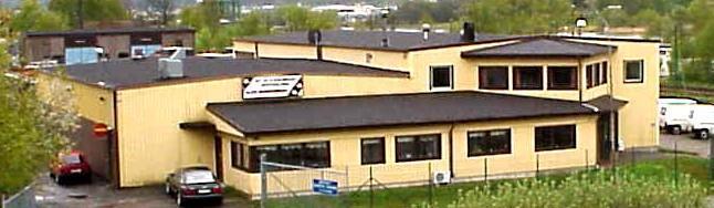 Liljas Bilinredningar AB. Lokaler i Agnesberg - Göteborg