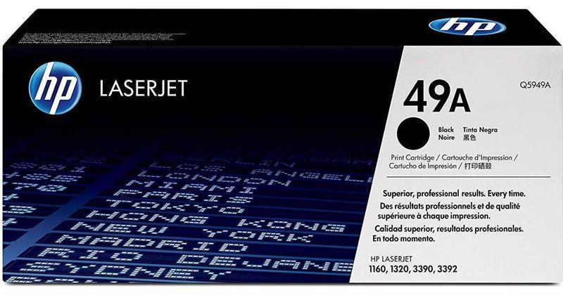 TONERKIT, HP 49A, Q5949A