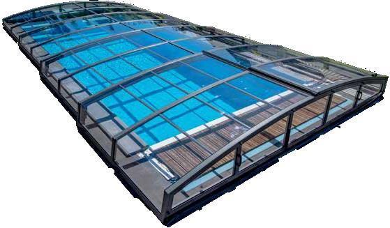 Pooltak Skyline Box 6470xz3500mm 3 modul