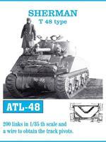 SHERMAN T 48 type