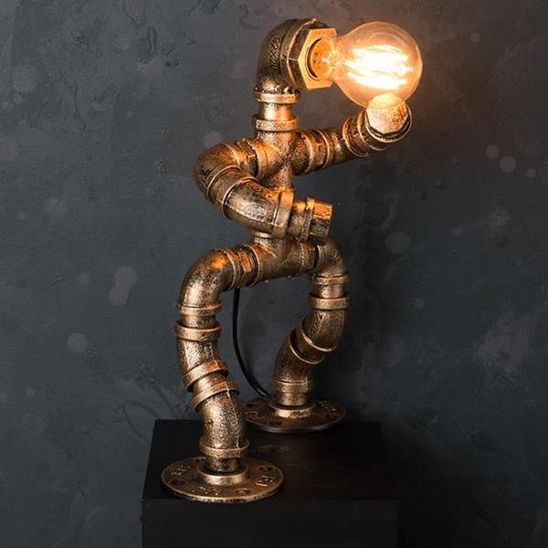 Lampa, Steel Punk, Walking