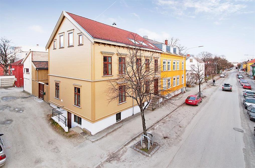 Kirkegata 16A, Trondheim