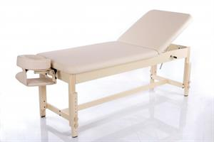 Stationär massagebänk, tilt