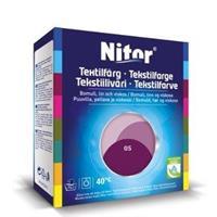 Nitor Tekstilfarge, Mørk Viol 05