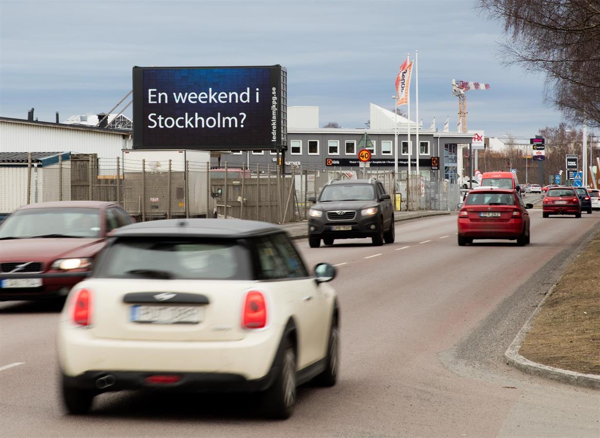 Herkulesvägen - Jönköping Airport