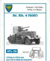 Sd.Kfz. 9 FAMO late type
