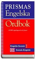 Engelska ordbok Prismas