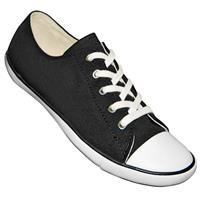 Classic Black Tomboy Dance Sneaker