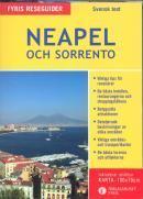 Neapel och Sorrento m karta