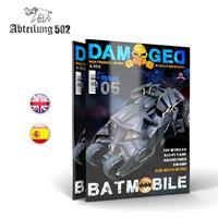 Damaged Issue 05 English