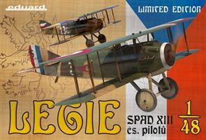 Legie - SPAD XIIIs