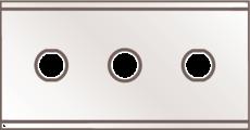 MARTOR-terä INDUSTRIAL BLADE NO. 37040 0.4 mm 10kpl