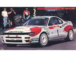 Toyota Celica Turbo 4WD 1992 Tour De Corse