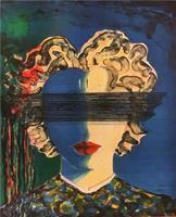 Elling Reitan-Hedda Gabler,blå