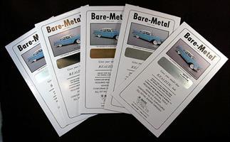 Bare Metal Foil. Real Copper