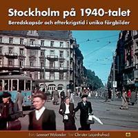 Stockholm på 1940 talet