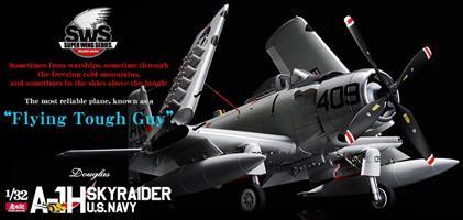 DOUGLAS A1H SKYRAIDER U.S. NAVY