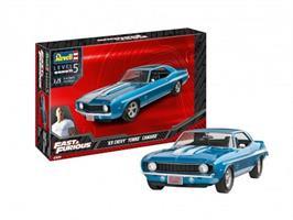 Fast & Furious 1969 Chevy Camaro Yenko
