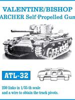 VALENTINE/BISHOP / ARCHER Self-Propelled Gun