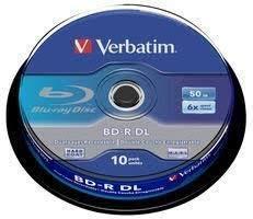BD-RE MEDIA, VERBATIM 2X, 5P
