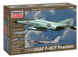 USAF F-4E/F Phantom