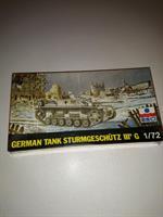 German Tank Sturmgeschütz III G