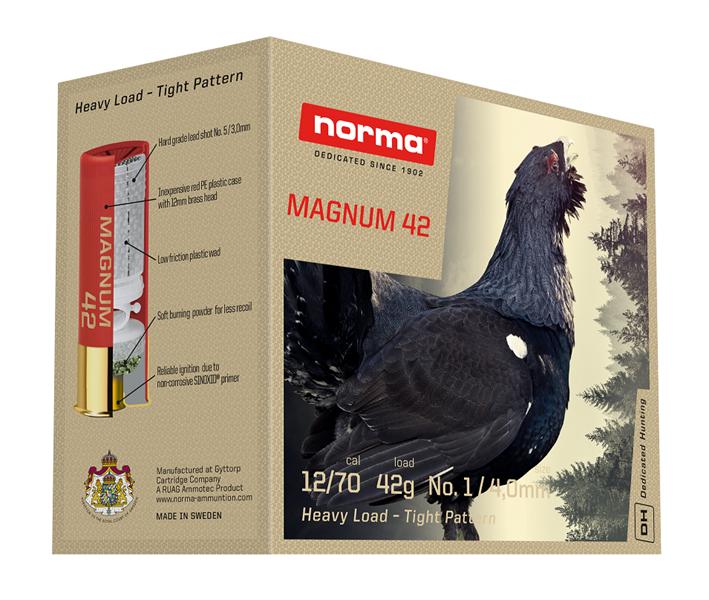 HAGEL 12/70 NORMA MAGNUM 42 NR 3  (10)