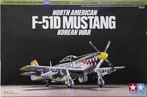 North American F-51D Mustang (Korean War)