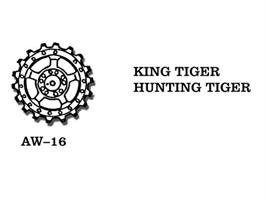 KING TIGER / HUNTING TIGER