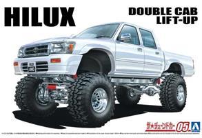 LN107 Hilux Pick-Up Double Cab Lift Up '94