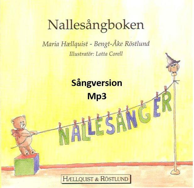 Nallesångbokens sånger i sångversion - mp3